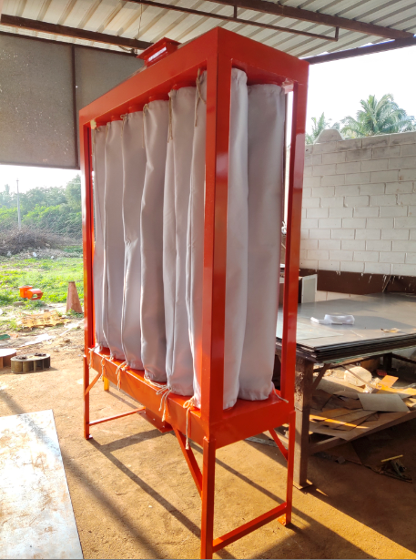 powder coating booth filter in coimbatore